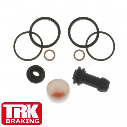 Picture of Suzuki GSXS 125 AL8  GSX-S 125 18 Brake Caliper Repair Kit Front - by TRK