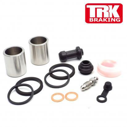 Brake Caliper Rebuild Kit inc. Pistons, Seals and Boots - Front