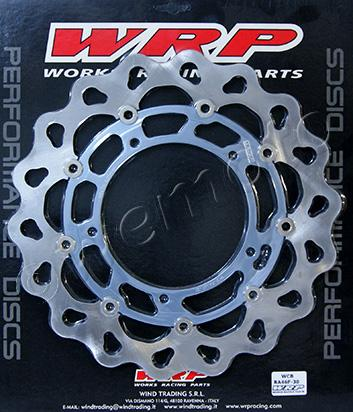 Picture of Brake Disc Front WRP