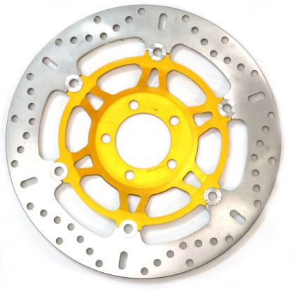 Picture of Kawasaki ZX-6R (ZX 600 J1/J2) 00-01 Brake Disc Front EBC - Right Hand