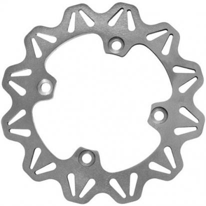 Brake Disc Rear EBC Vee Rota