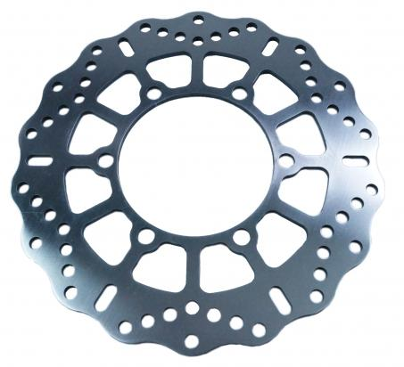 Picture of Kawasaki KLX 250 S SHF 17 Brake Disc Rear EBC Contour