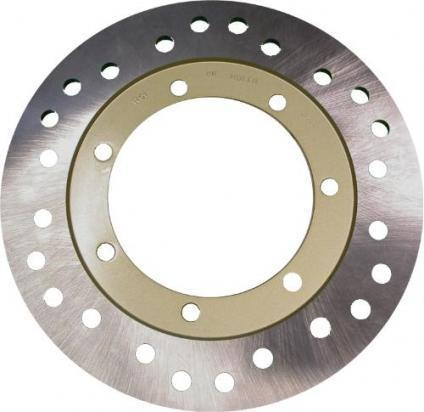 Brake Disc Rear Pattern