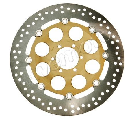 Picture of Brake Disc Front  - Left Hand