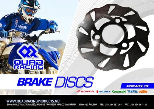 Picture of Brake Disc Rear QRP