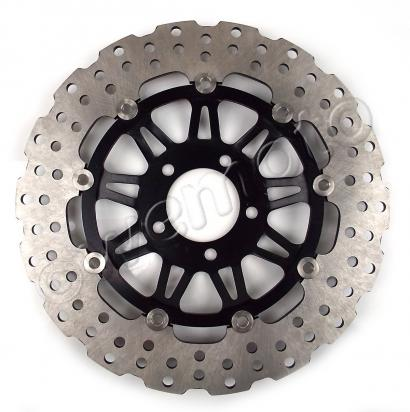 Picture Of Suzuki GSXR 750 WN 92 Disc Front Pattern