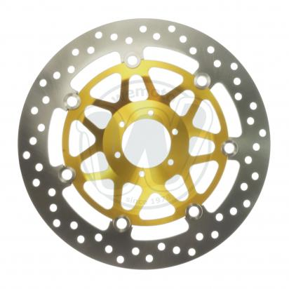 Picture of Disk Front Pattern - Gold Center