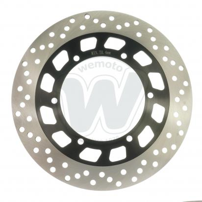 Brake Disc Front Pattern - Left Hand