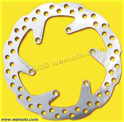 Picture of Suzuki RM 125 K5 05 Brake Disc Front Kyoto Wavy