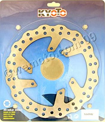 Picture of Honda CRF 450 R7 07 Brake Disc Front Wavy - Left
