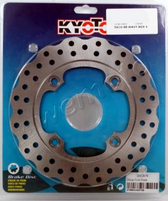 Picture of Disc Front Kyoto Wavy