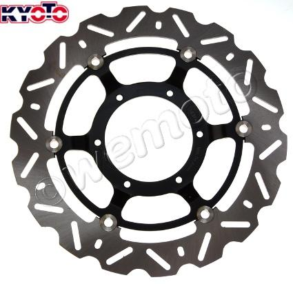 Picture of Honda CBR 600 F3 03 Brake Disc Front Kyoto Wavy