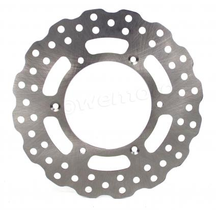 Picture of Brake Disc Front Wavy - Left