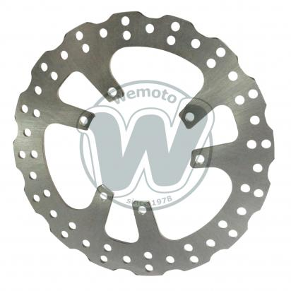 Brake Disc Rear Kyoto Wavy