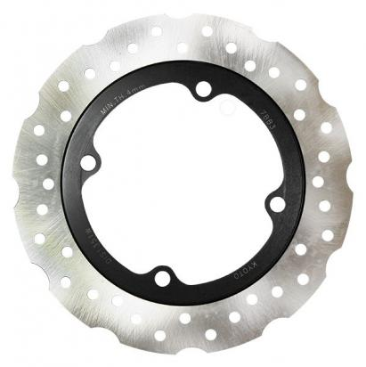 Picture of Brake Disc Rear Wavy