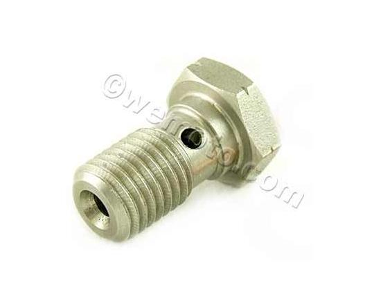 Picture of Banjo Bolt for Front Master Cylinder Single Hose (Stainless Steel)