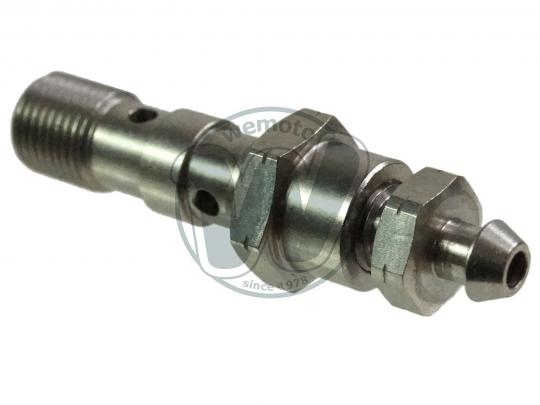 Picture of Double Bleed Banjo Bolt (For 2 Lines) Stainless M10 x 1.00mm Thread