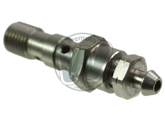 Picture of Double Bleed Banjo Bolt (For 2 Lines) Stainless M10 x 1.25mm Thread