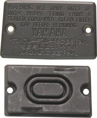 Picture of Front Brake Master Cylinder Cap Kit