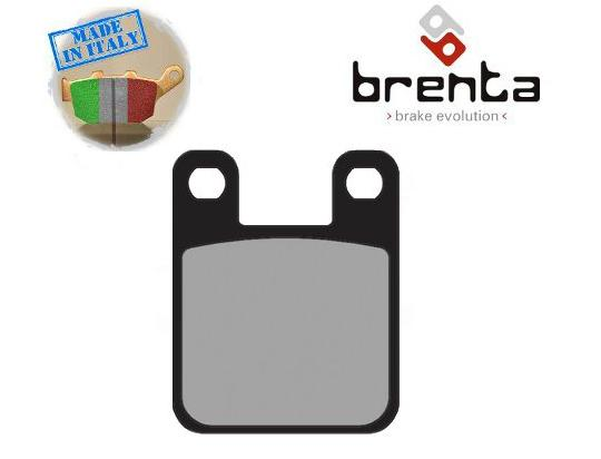 Picture of AJP PR4-Supermoto 200 04 Brake Pads Rear Brenta Standard (GG Type)