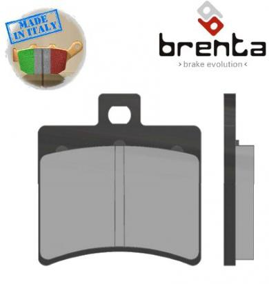 Picture of Italjet Marco Polo 400 08 Brake Pads Rear Brenta Standard (GG Type)