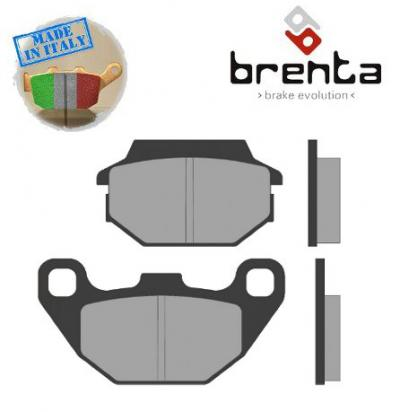 Picture of Kawasaki KFX 90 A7F 07 Brake Pads Rear Brenta Standard (GG Type)