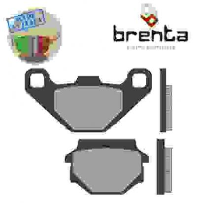 Brake Pads Rear Brenta Standard (GG Type)