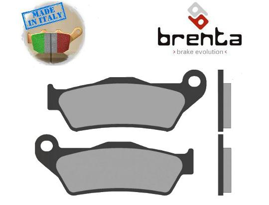 Picture of Pads Front Brenta Sintered (HH Type)
