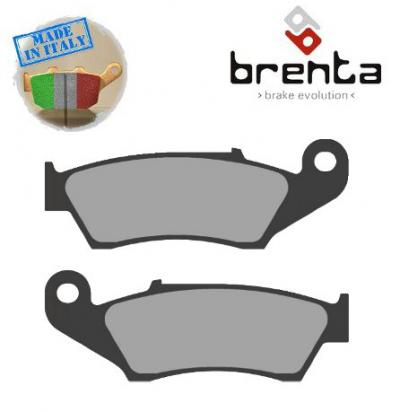 Picture of Kawasaki KLX 450 R (AAF) 10 Brake Pads Front Brenta Sintered (HH Type)