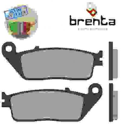 Picture of Italjet Marco Polo 400 08 Brake Pads Front Brenta Sintered (HH Type)