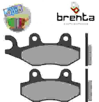 Picture of Suzuki DR 350 SES 95 Brake Pads Front Brenta Sintered (HH Type)