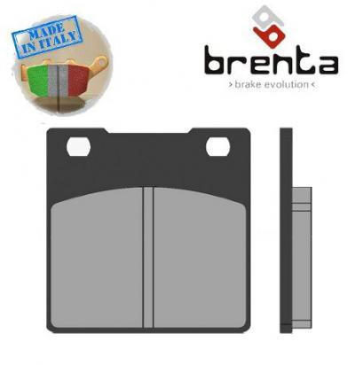 Picture of Kawasaki ZXR 400 R (ZX 400 J2) 90 Brake Pads Rear Brenta Sintered (HH Type)