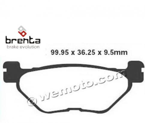 Brenta Brake Pads FT3139