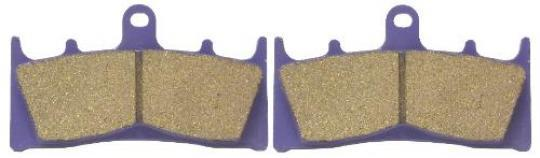 Picture of Pads Front Right Pattern Standard (GG Type)