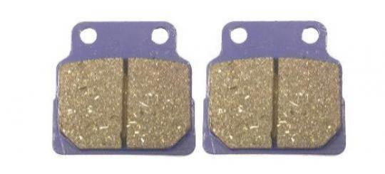 Picture of Honda CB 450 DX-K (CB 450 N) 89-92 Brake Pads Rear Kyoto Standard (GG Type)