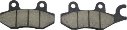 Picture of Kawasaki BN 125 A5 Eliminator 02 Brake Pads Front Pattern Standard (GG Type)