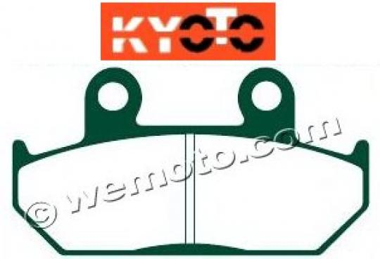 Picture of Honda NX 500 N/P Dominator 92-93 Brake Pads Front Kyoto Standard (GG Type)