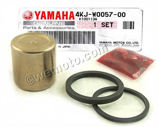 Picture of Yamaha DT 125 R 89 Brake Piston and Seals Rear Caliper - OEM