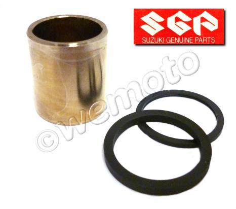 Brake Piston and Seals Rear Caliper - OEM