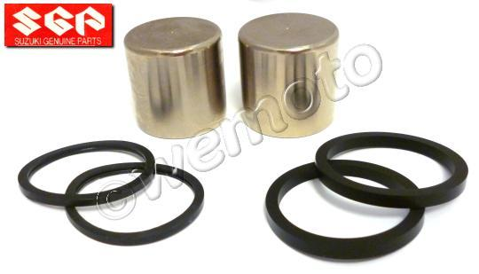 Brake Caliper Pistons And Seals Set Front (for one caliper) - Genuine Suzuki