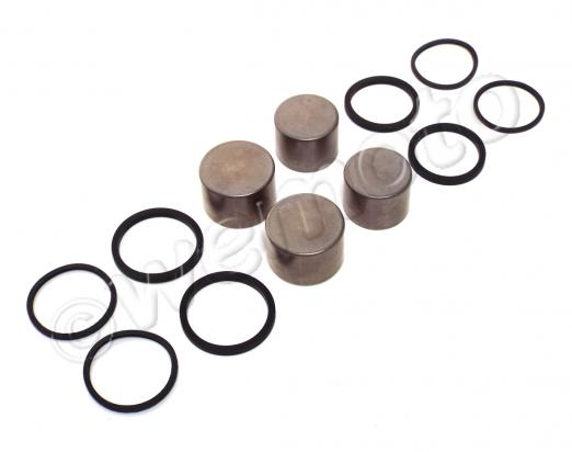 Picture of Brake Pistons And Seal Kit Front Caliper - OEM