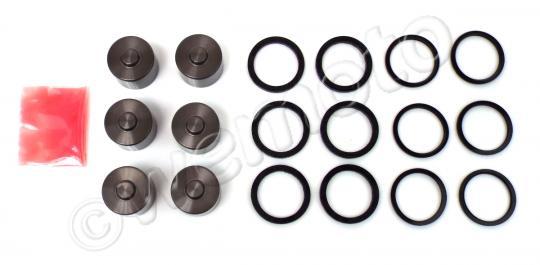 Picture of Front Caliper Rebuilt Kit - Pistons And Seals - Per Caliper Yamaha Genuine Part 4C8-25802-00