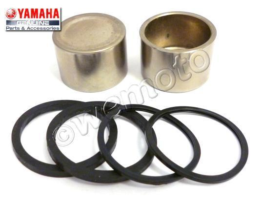 Picture of Brake Caliper Pistons and Seal Kit Yamaha OEM Part 4KN-W0057-00-00 And 4KN-25802-00-00