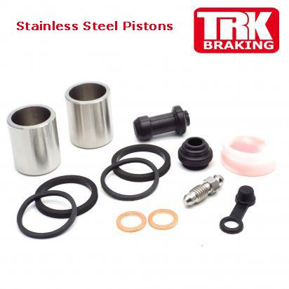 Picture of Stainless Steel Full Caliper Piston And Seal Kit - Rear
