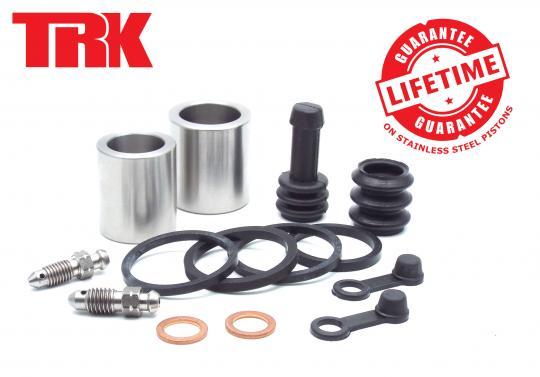 Picture of Brake Piston and Seal Kit Stainless Steel Rear - by TRK