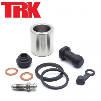 Picture of Honda CBR 125 R5/RS5 (JC39) 05 Brake Piston and Seal Kit Stainless Steel Rear - by TRK