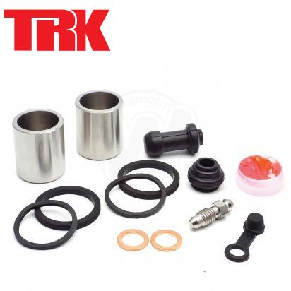 Picture of Yamaha YP 125 R X-Max 11 Brake Piston and Seal Kit Stainless Steel Front - by TRK