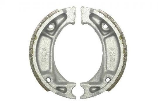 Picture of Honda SK 50 DIO (Drum Front) 98 Brake Shoes Front Pattern