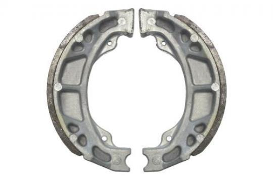 Picture of Honda C 50 LAC 82-84 Brake Shoes Front Pattern