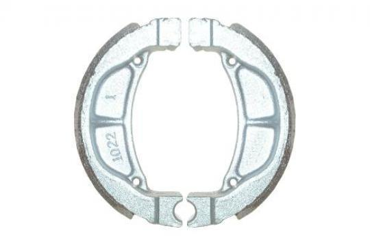 Picture of Kawasaki KLX 110 CJF 18 Brake Shoes Front Pattern